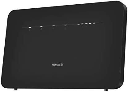 Huawei 4g Router 3 Pro Black Computers Accessories