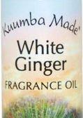 Kuumba Made Fragrances (White Ginger, 1/8oz (3.70ml))