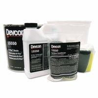 Devcon 230-15550 R-Flex Belt Repair Kits, 4 Lb. Kit, Black