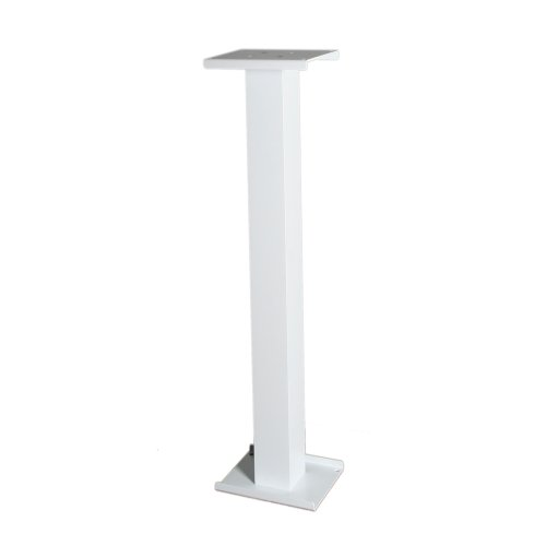 dVault® Top Mount Above Ground Post for DVJR0060 and DVCS0070 Models (White) ()