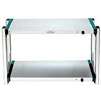 (BroilKing Professional Multi-Level Warming Tray)