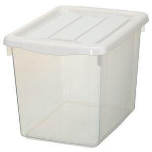 (まとめ) 天馬 フリーボックス 50深型 ホワイト 1個 【×3セット】 生活用品 インテリア 雑貨 日用雑貨 収納用品 14067381 [並行輸入品] B07L7PQNNH