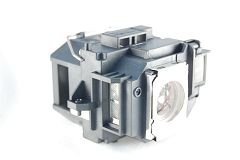 Replacement Lamp Module for Epson EB-W10 EB-X10 EB-S10 EX3200 EX5200 EX7200 PowerLite 1220 Projectors (Includes Lamp and Housing)