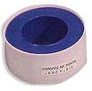 Teflon Tape 1/2 Inch x 520 Inch - 4 Pack by JCH