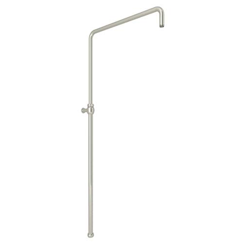 ROHL 1565PN RISER WITHOUT DIVERTER Polished Nickel