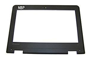 New Genuine Lenovo 11E Chromebook 11.6'' LCD Front Bezel No Camera 00HW170 by For Lenovo