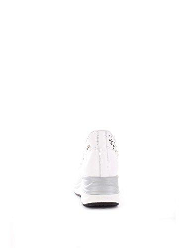 Mujer 4US Paciotti Blanco RRED6FNA Zapatillas 4n766qR