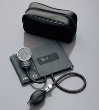 Classic Pocket Aneroid - Welch Allyn Sphygmomanometer Aneroid Classic Pocket LF 2 Pc Adult Cf Blad EaPart No. 5090-02CB