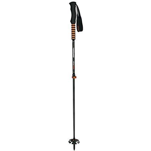 Komperdell Carbon C2 Ultralight Powerlock 3.0 Ski Pole One Color, One Size (Poles Ski Komperdell Carbon)