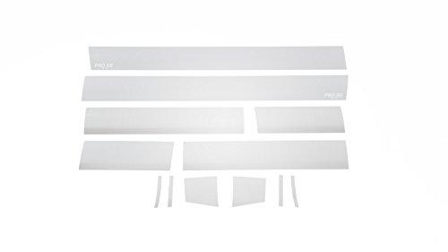 Putco 3751211 Pro SS Stainless Steel Rocker Panel Kit (12 Pieces) (Stainless Panels Rocker Steel)
