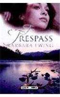book cover of The Trespass