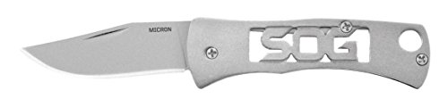 SOG Micron Folding Knife FF92 CP