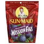 Sunmaid California Mission-Figs Pouches 7 OZ (Pack of 24)