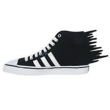 Adidas Originals JS Nizza Jagged schwarz q23107
