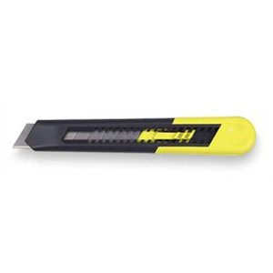 STANLEY QUICK-POINT SNAP-OFF KNIFE – 18 MM