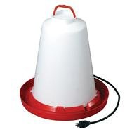 Allied Precision Ind 33 3.3-Gallon Heated Chicken Waterer