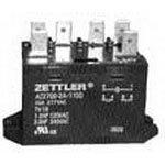 American Zettler AZ2700-2A-120A Power Relays (20 Amps to 99.9 Amps)