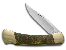 Buck 110 Custom Burly Oak Corelon Folding Hunter Pocket Pocket Pocket Knife Knives B00W9Z7PP2     | Lebhaft und liebenswert  33384c