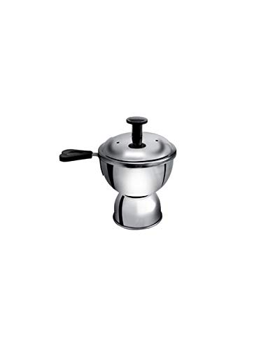 Anantha Stainless steel Chiratta puttu maker,steamer,0.2 Litre