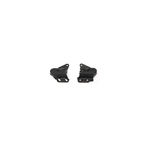 Eckler's Premier Quality Products 57131970 Chevy Powerglide Transmission Bellhousing Mounts Rear