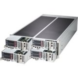 Supermicro SYS-F627G3-FT+ SuperServer F627G3-FT+ - 4 nodes - cluster - rack-mountable - 4U - 2-way - RAM 0 MB - no HDD - G200eW - GigE - Monitor : none.