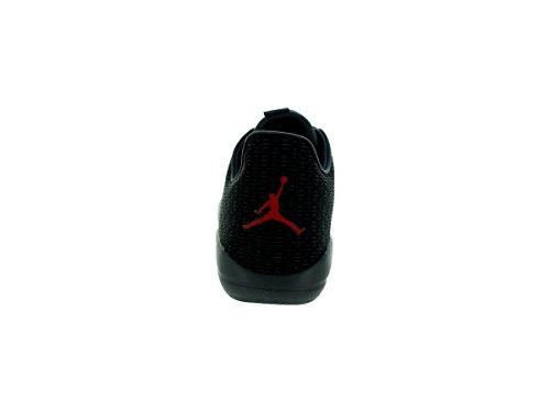 Nike Jordan Eclipse BG, Zapatillas de Deporte Para Niños Negro / Rojo / Gris / Blanco (Black / Unvrsty Rd-Drk Gry-White)