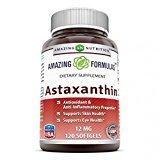 Amazing Formulas Astaxanthin Dietary Supplement
