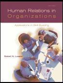 Read Online Human Relations in Organizations 6ed App PDF