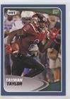Taywan Taylor (Football Card) 2017 Sage Hit - [Base] - Blue #81