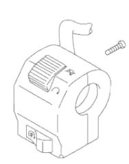 SUZUKI OEM RIGHT HANDLEBAR SWITCH 1998-2002 VL1500 1997-2003 VZ800 37200-48E30