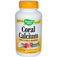 Nature Calcium Coral Way, 180 Vcaps