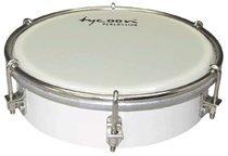 6 Wooden Tamborim - White - Tycoon Percussion ebook