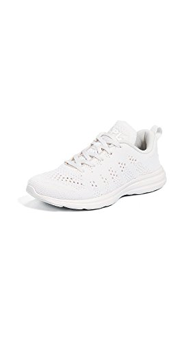 APL: Athletic Propulsion Labs Women's Techloom Pro Sneakers, Sea Salt, 8 M US