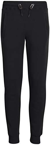 (Galaxy by Harvic Boys Active Basic Fleece Jogger Pant, Black, X-Large/18-20' )
