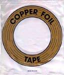 2 rolls/pack 7/32 Copper Foil