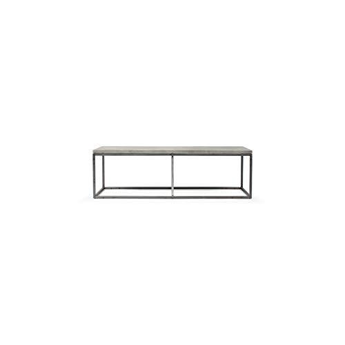 - Lyon Béton Perspective Bench   Concrete