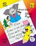 Teacher Created Resources Smart Start 1-2 Story Paper: 40 sheet tablet by Teacher Created ()