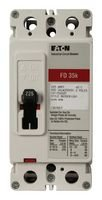 FD2060 - Thermal Magnetic Circuit Breaker, FD Series, 600 VAC, 250 VDC, 60 A, 2 Pole, DIN Rail, Panel