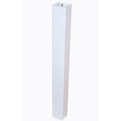 Gaines KSP-WHI - Keystone Series Standard Post - Textured White ()
