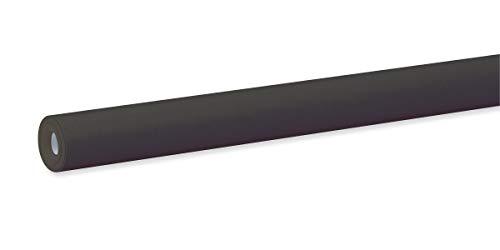 Pacon PAC57305 Fadeless Bulletin Board Art Paper, 4-Feet by 50-Feet, Black (57305) -