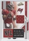 Freeman Apparel (Josh Freeman (Football Card) 2009 Playoff Absolute Memorabilia NFL Rookie Jersey Collection #8)