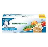 Gerber 1 Foods Ассорти Фрукты и овощи, 18 Value Pack, 2,8 LBS