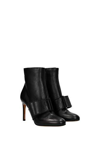 Noir 2S0E20ICG Garavani Valentino Bottines Cuir Femme EU YAx4B