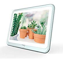 Digital Picture Frame, HP 10.1 inch WiFi Photo Frame, 1280x800 HD IPS Display, 8GB Internal Storage, iPhone & Android App, Support Photo, Music, Calendar with Built-in Speakers - Mint