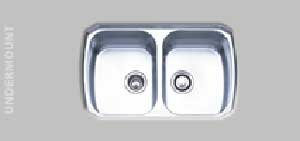 Oliveri Undermount Kitchen Sink - Melbourne 32