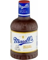 Maull's Barbecue Sweet-N-Mild Sauce, 42 oz (Sauce Barbeque Mild)