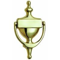 National Hardware N197-939 V1914 Door Knocker in Solid - Door Knocker Brass