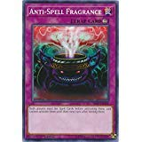 - Yu-Gi-Oh! - Anti-Spell Fragrance - SR07-EN039 - Common - 1st Edition - Structure Deck: Zombie Horde