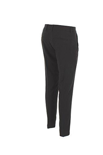 Pantalone Donna Hanita 46 Nero H.p187.2076 Primavera Estate 2018