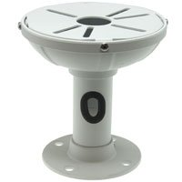 Aluminium Dome Camera Mounting Bracket, 155mm - Distributed by NAC Wire and Cables